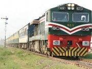 Pakistan Railways Will Provide Wi-Fi & Tracking System Facility To Passengers