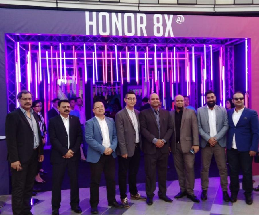 Honor 8X Launches in Pakistan
