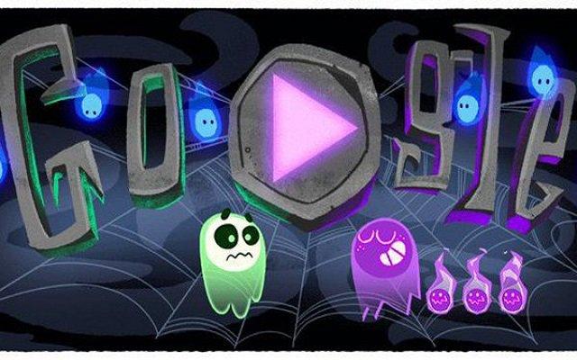 Google Celebrates Halloween 2018 With Doodle