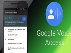 Google Rolls Out Voice Access App