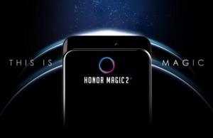 Honor Magic 2 Leaked Image Hints At P20-Pro Like Rear Camera Setup