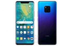 Huawei Mate 20 Pro Price Leaks Out With All Specs