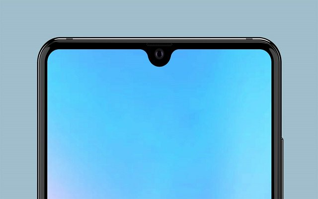 Huawei Mate 20 Press Images Boast Its Waterdrop Styled Notch
