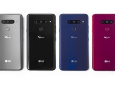 LG V40 ThinQ Goes Official with Five Cameras