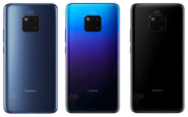 Leaked Poster Reveals Huawei Mate 20 40W Fast Charger