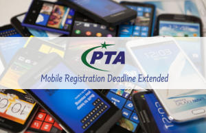 PTA DIRBS Mobile Registration Deadline Extended