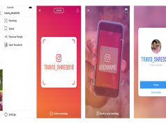 Instagram Nametag Feature is a Faster way to follow People