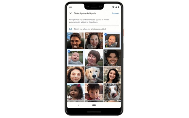 Now You Can Add Up to 10,000 Photos to Google Live Albums