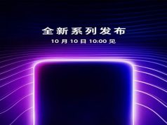 OPPO K1 with a Waterdrop Notch Appears in Live Image