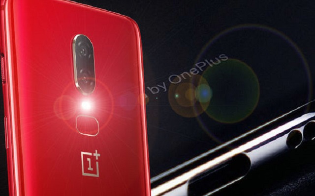 OnePlus 6T Live Images Leaked
