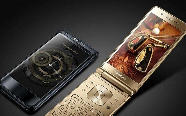 Samsung New Android Flipper W2019