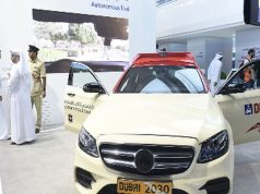 Dubai Launches Driverless Taxi Service