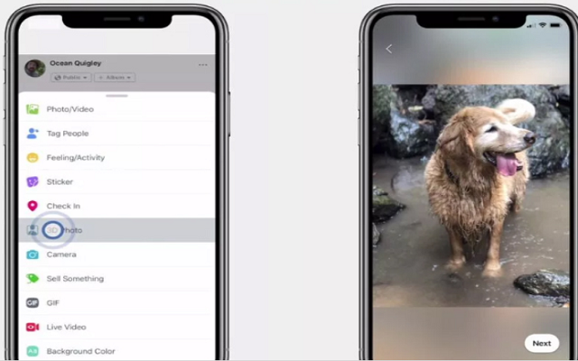 Facebook 3D Photos Roll Out For iPhones Having Portrait Mode