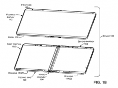 Microsoft Foldable Surface Phone Patent Reveals a Large Flexible Screen