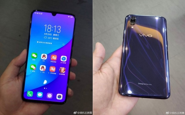 Vivo X23 Star Edition Features New Color