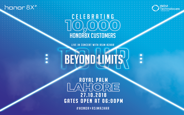 Honor Fans Were Delighted to Attend Honor's 10,000 8X Customer Celebration