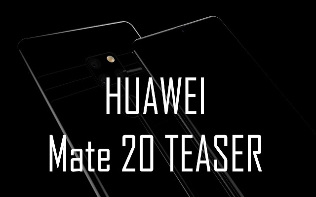 Huawei Mate 20 Series Video Teasers and AnTuTu Impressive Score Pops up