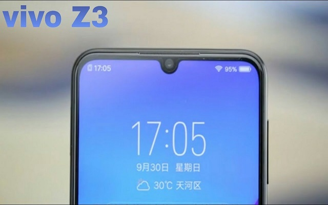 Vivo Z3 Launch Date Is Set To Be October 17