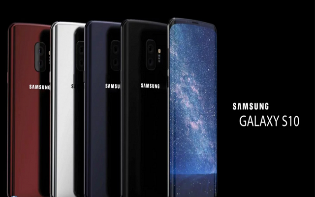 Samsung Galaxy S10 Color Variants Revealed