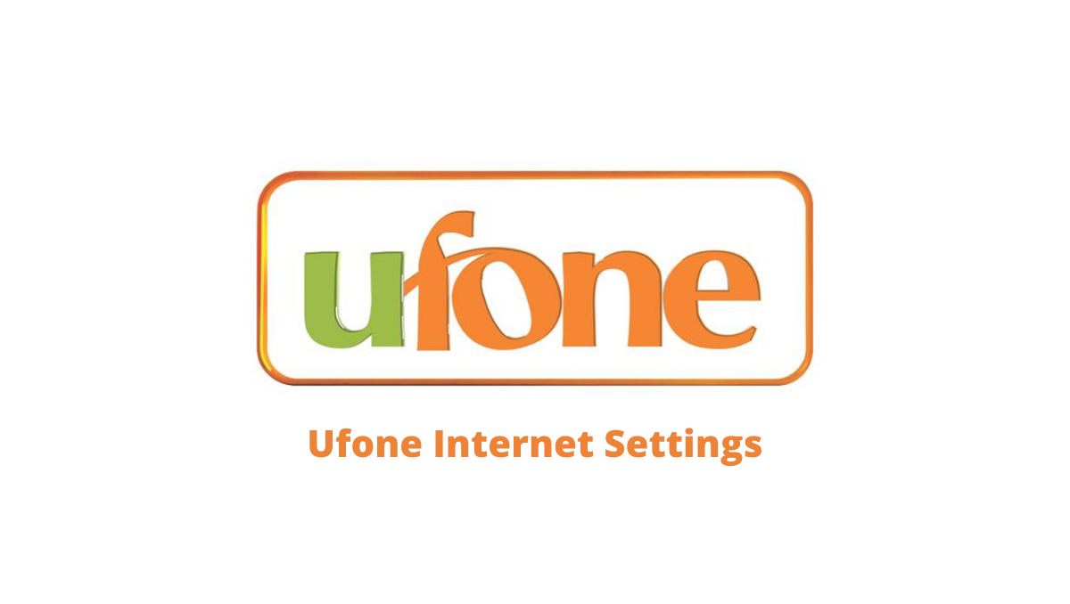 ufone internet settings
