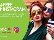 Pakistan's No.1 Data Network, Zong 4G Partners with Instagram