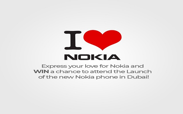 Win The Nokia Phone For Free - Giveaway # 4