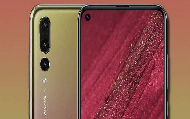 Huawei Nova 4 Renders Confirm a Notchless Phone with Circular Camera Cutout