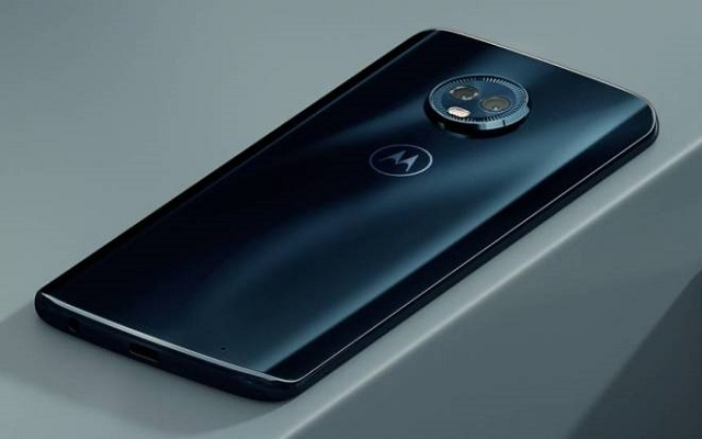 Moto G7 Press Render Shows Dual Camera Setup & Waterdrop Notch