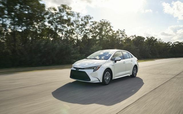 Finally, the 2020 Toyota Corolla Hybrid Unveiled