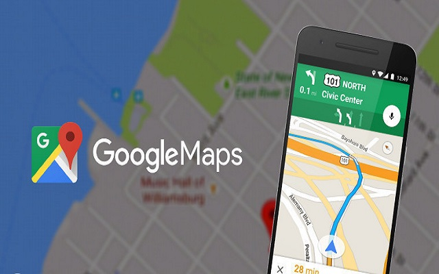 Image result for Google Maps Now Lets You Share Your Live Location and ETA for Bus, Train Journeys