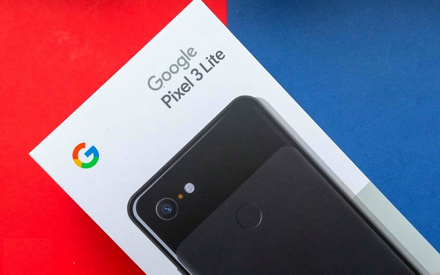 Leaked photos may reveal the Google Pixel 3 Lite