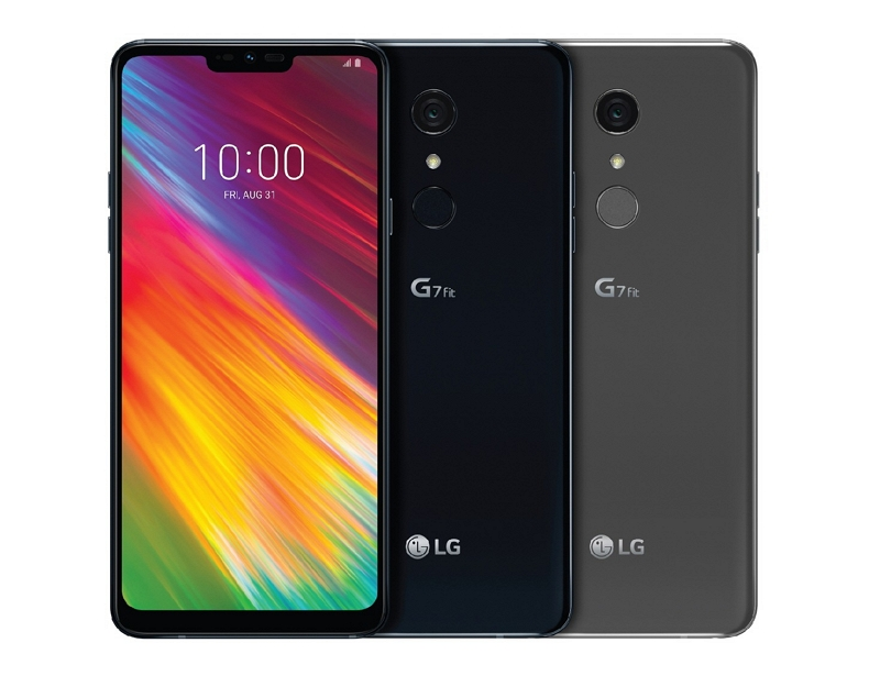 LG G7 Fit Arrives Bringing Popular Features from G Series to Wider Audience