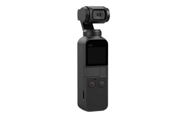 New DJI's Pocket Size Gimbal Shoot 4K at 60fps-Osmo Pocket