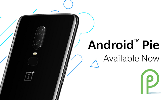 OnePlus Android Pie Update