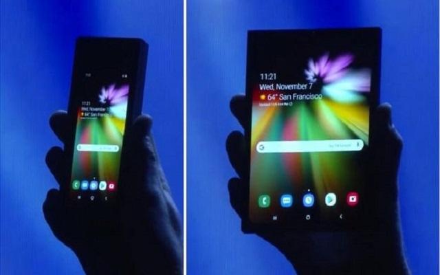 Samsung Foldable Smartphone Key Specs Revealed