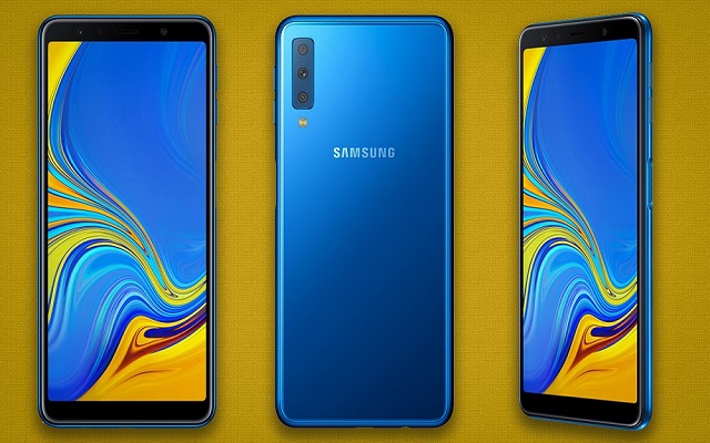 Samsung A7( 2018) Price in Pakistan: As Samsung A7( 2018) is a mid-range device, it's priced at 59,999.