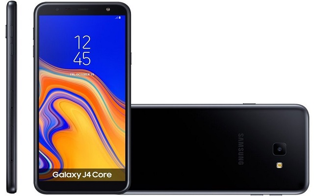 Samsung's Second Android Go Phone Galaxy J4 Core Leaked