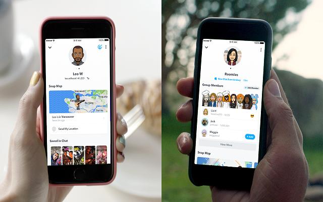 Snapchat Adds Friendship Profiles