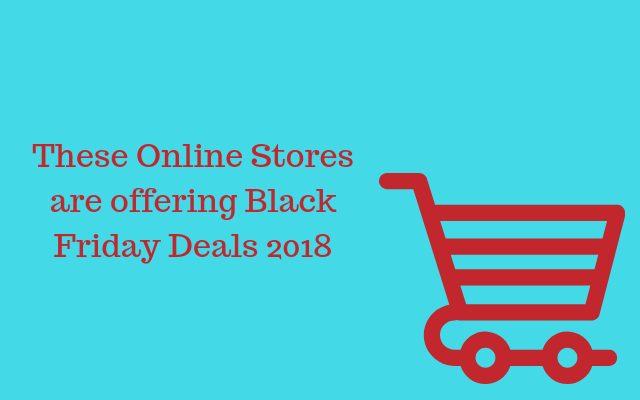 These Online Stores are Offering Exciting Black Friday Sale in Pakistan
