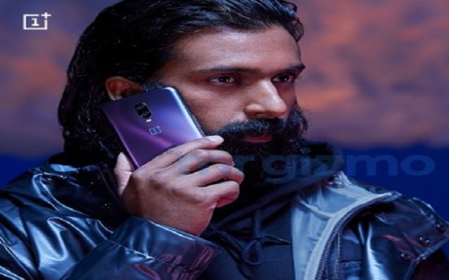 Thunder Purple OnePlus 6T Spotted in Promo Images