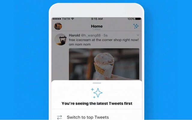 Twitter's New Feature Will Let You Switch Between Latest & Top Tweets
