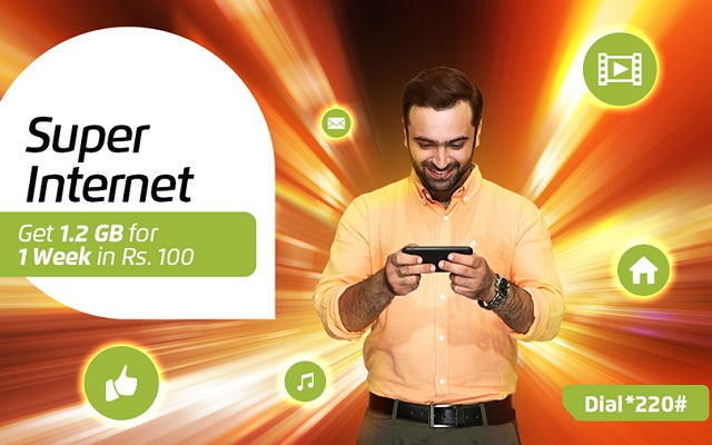 Ufone Super Internet Offer is Available in Just Rs. 100