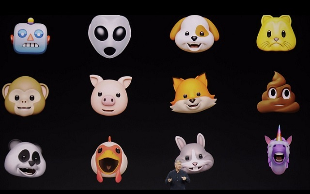 Apple Files Patent for Animoji