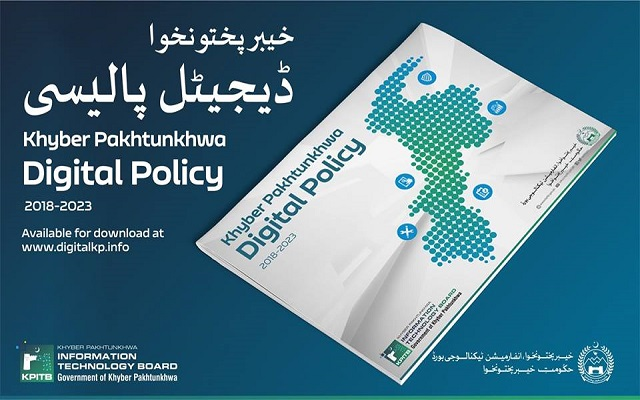 KPITB Releases its Digital Policy 2018-2023