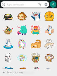 Soon Users will See WhatsApp Stickers Search Feature