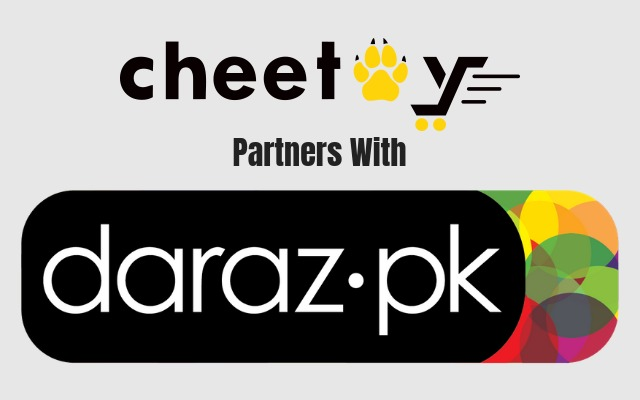 Cheeta.pk Partners with Daraz.pk to Expand and Target more eCommerce Sectors