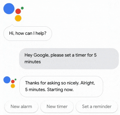 Google Assistant Update Brings Pretty Please Option, Updated Lists & Much More