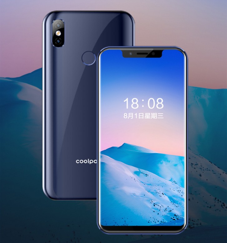 Mid-Range Phone Coolpad M3 Quietly Demoed In China