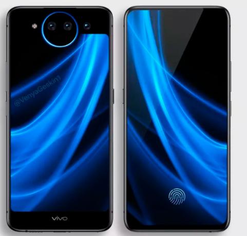 The Dual-Screen Design Phone Vivo Nex 2 Got Leaked