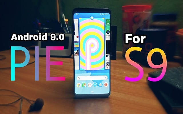 Galaxy S9 Android Pie Update Brings New Camera Features
